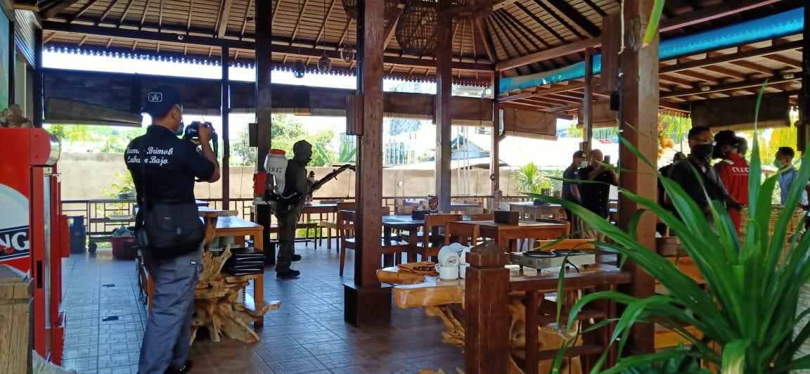 lokasih kantor Bupati Mabar-JaringPos