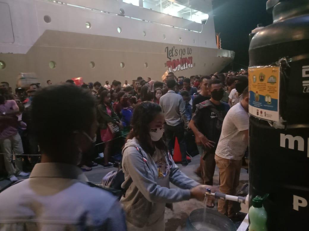 foto penumpang t-JaringPos